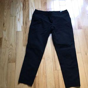 Pants - Jones New York ladies black Capris